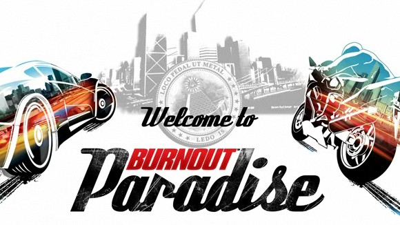Burnout Paradise: Полное Издание Steam Key RU/EN
