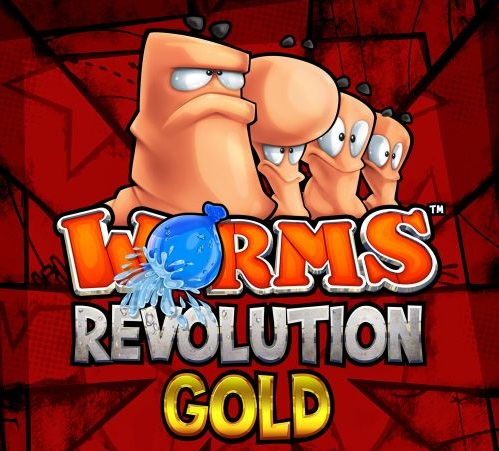 Worms Revolution Gold Steam (КлючСсылка) RegionFree
