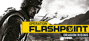 Operation Flashpoint: Dragon Rising Steam (Key Link)