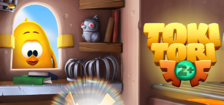 Toki Tori 2+ Steam (Key Link) Region Free