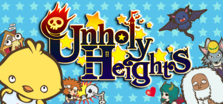 Unholy Heights Steam (Key Link) Region Free