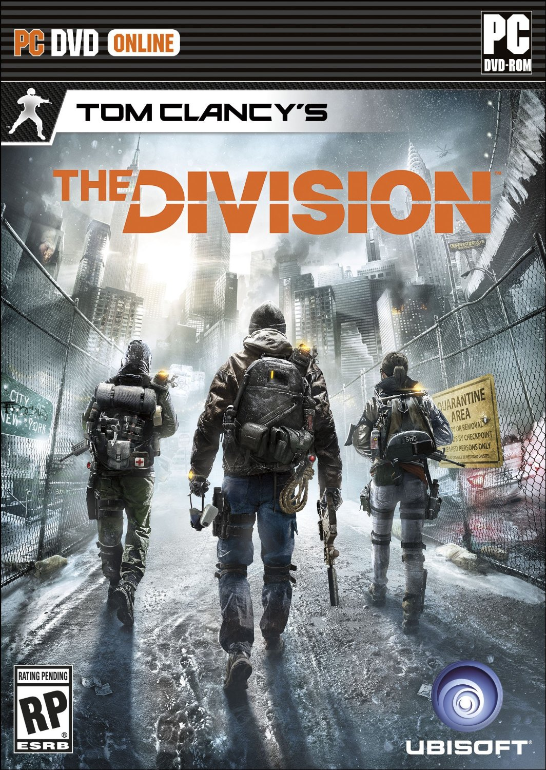 Tom Clancy's The Division (STEAM GIFT / RU/CIS)