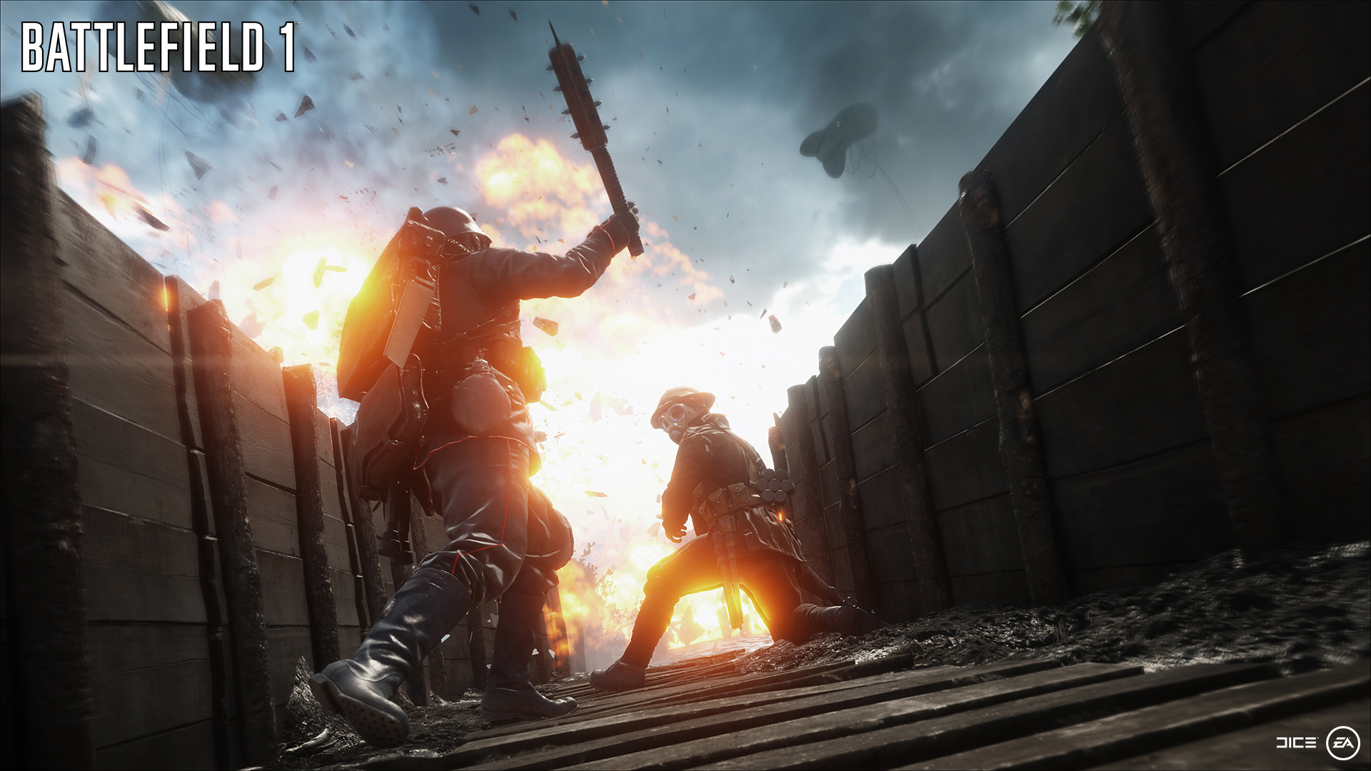 Battlefield 1 PC Origin Бета Ключ / Beta key