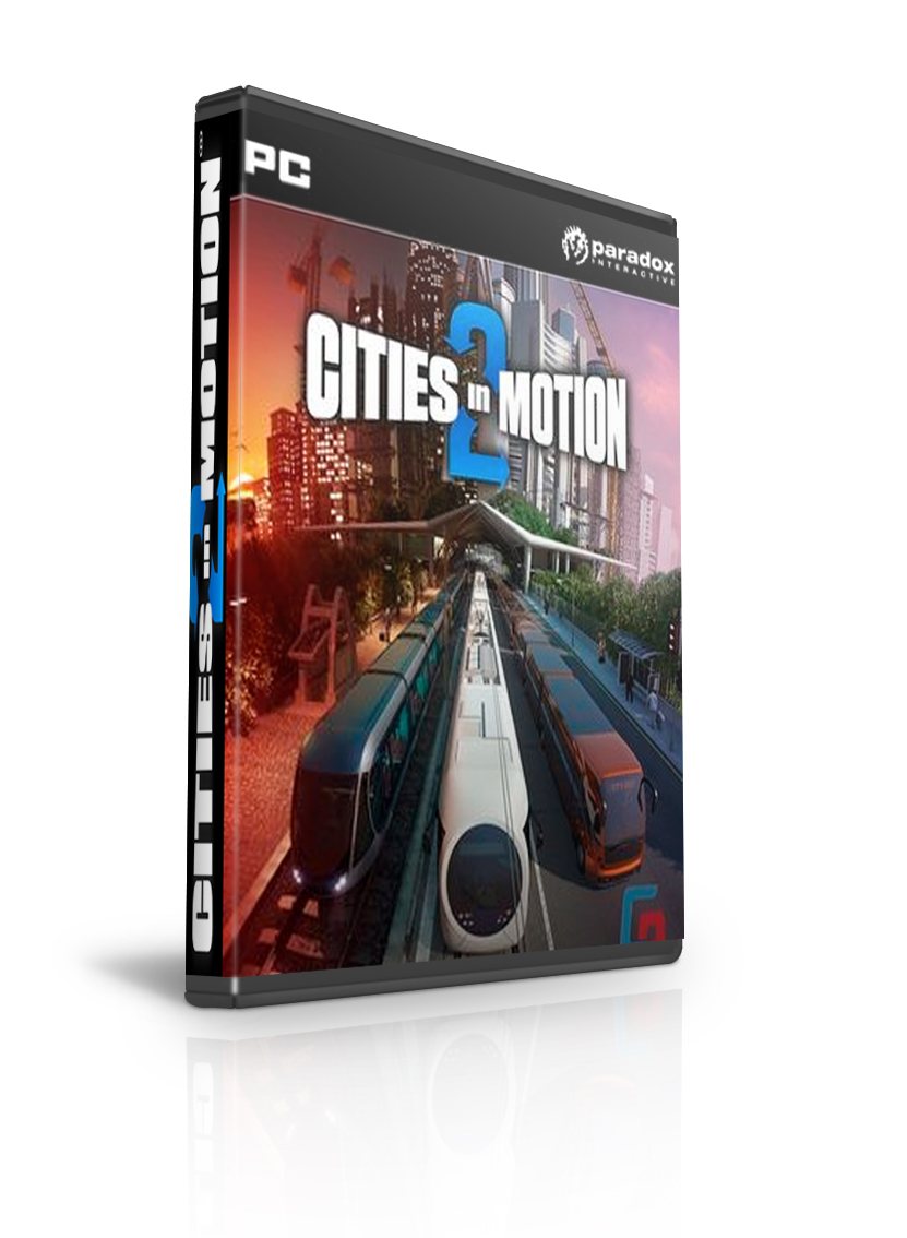 Cities in Motion 2 (Steam Gift Region Free) + gift