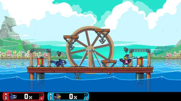 Rivals of Aether (Steam Key / Region Free) + Gift 2019