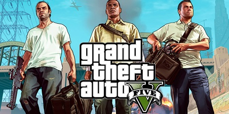 Grand Theft Auto V, STEAM Account