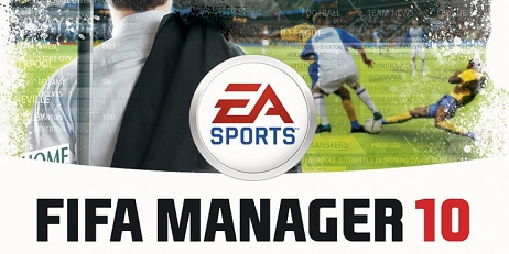 FIFA MANAGER 10, ORIGIN Account