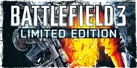 Battlefield 3 Limited, ORIGIN Account