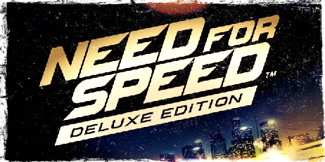 Need for Speed 2016 Deluxe, ORIGIN Account