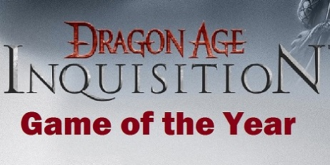 Dragon Age Inquisition Game of the Year, ORIGIN Account