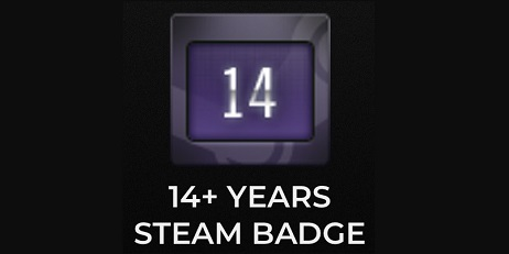 15 Years Old - 5 DIG - 8 Games, STEAM Account