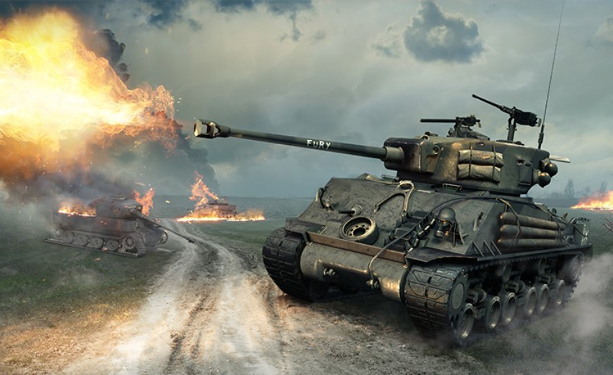 World of Tanks [wot] Account with a tank Löwe