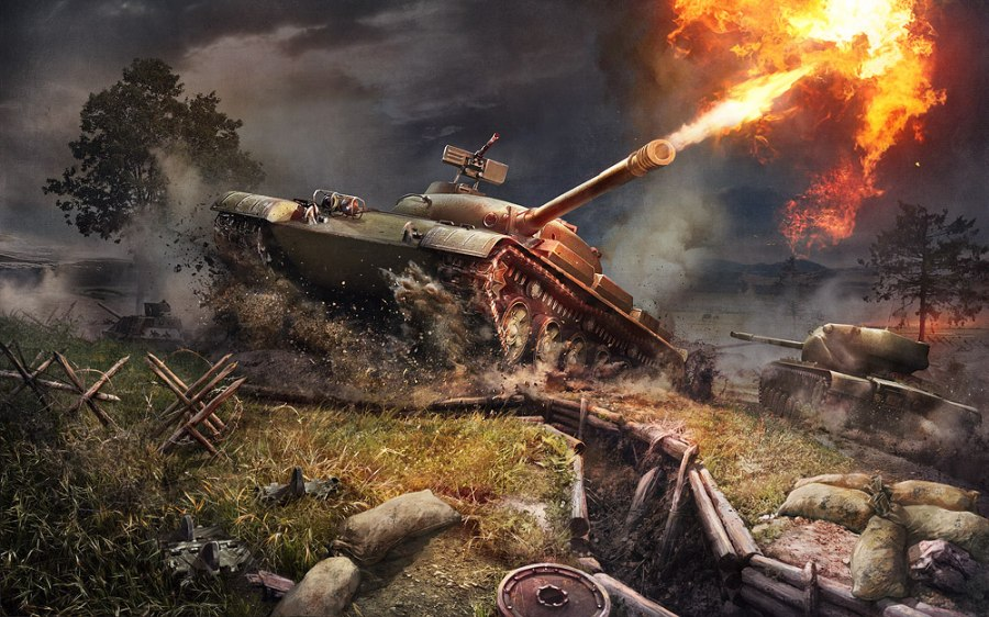 World of Tanks [wot] от 8000 боев
