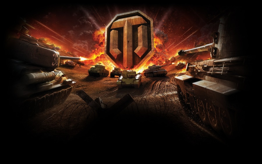 World of Tanks [wot] at least one tank of (7-10 lvl)