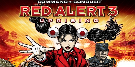 Command & Conquer Red Alert 3 Uprising [2009][origin]