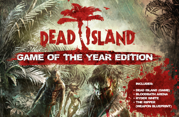 Dead Island GOTY + FREE Saints Row:The Third-The Full