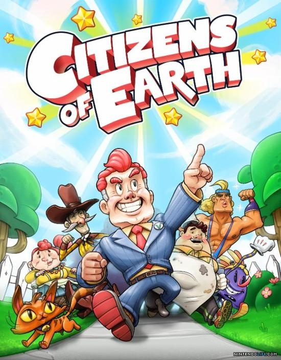 Citizens of Earth (Steam key ROW)