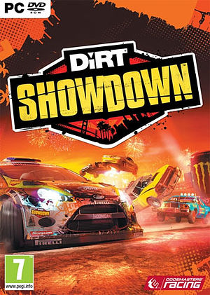 DiRT Showdown  Steam Gift (HumbleBundle)+игра в подарок