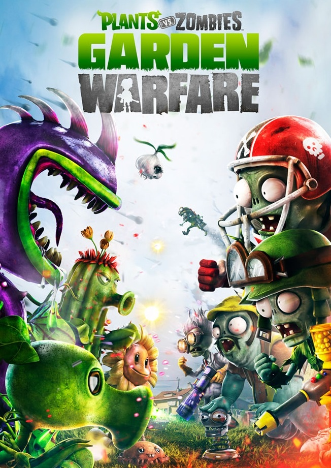 PLANTS VS. ZOMBIES ™ GARDEN WARFARE + 8games