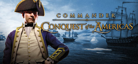 Commander: Conquest of the America GOLD(Region Free)