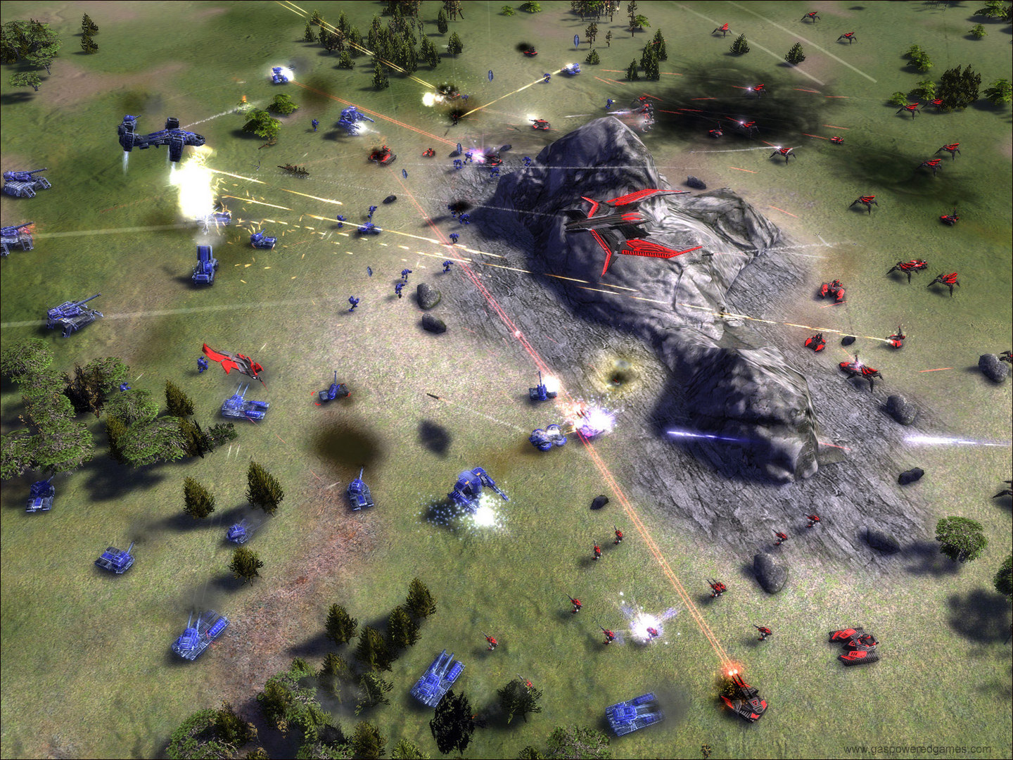 Supreme Commander (Steam Gift RU+CIS)
