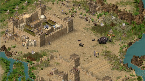Stronghold Crusader HD (Steam Gift RU+CIS)
