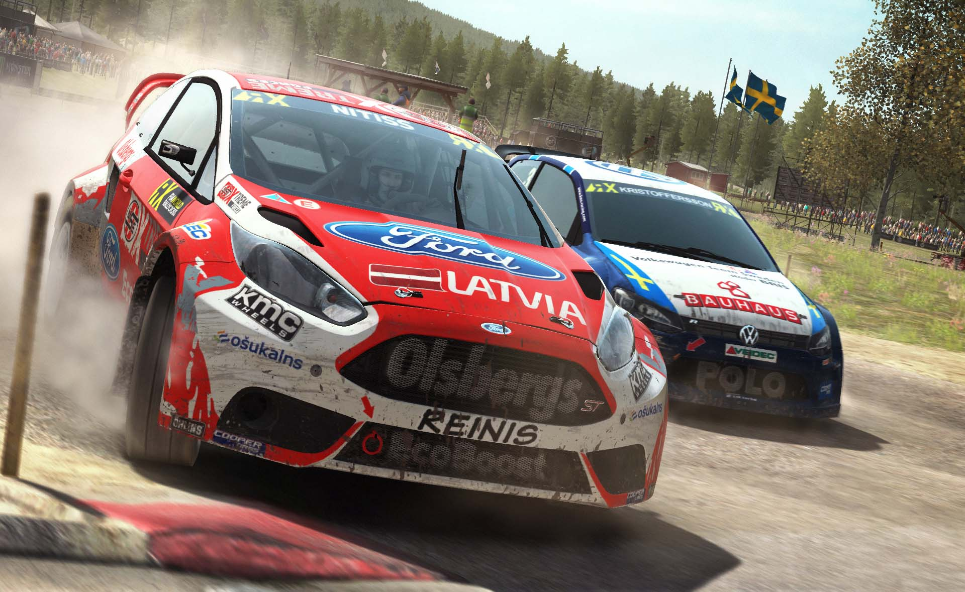 DiRT Rally  | AMD code GLOBAL MultiLang