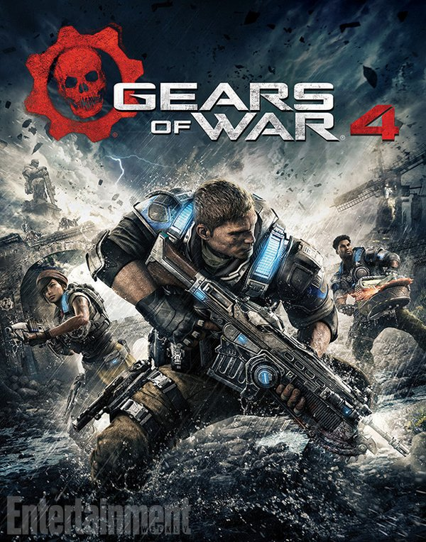 Gears of War 4 PC / XBOX ONE Global Nvidia code