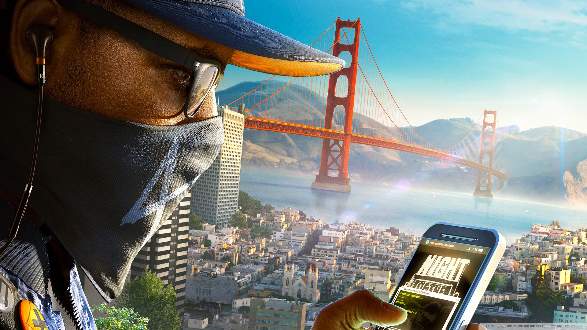 Watch Dogs 2 Samsung - Uplay Code US Region