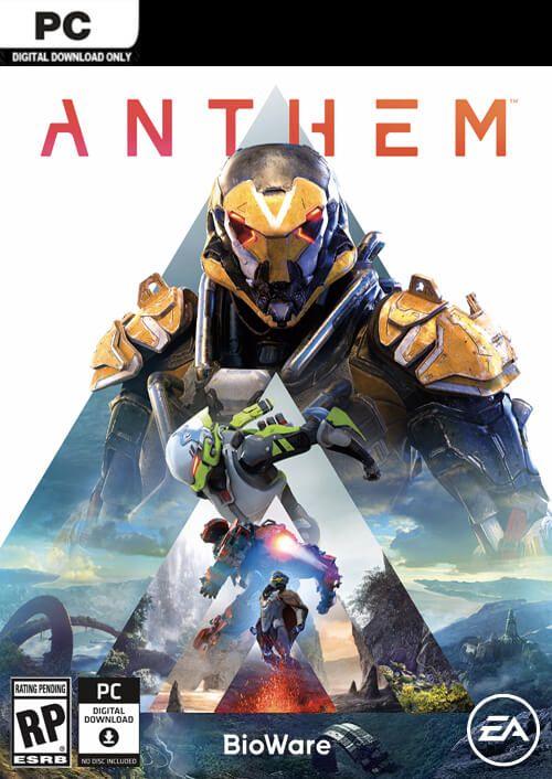 Anthem Origin Key GLOBAL 2019