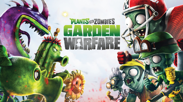 Plants vs Zombies Garden Warfare GLOBAL MULTILANGUAGE