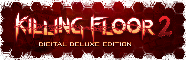 Killing Floor 2 Digital Deluxe Edition RoW Steam Key