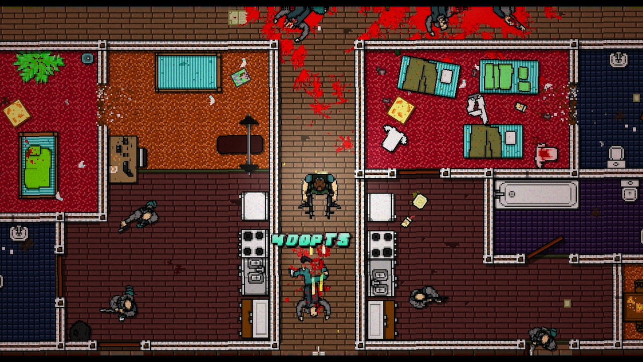 Hotline Miami 2: Wrong Number RoW Steam Key + Подарок