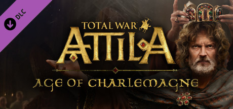 Total War: ATTILA - Age of Charlemagne Pack+ПОДАРКИ