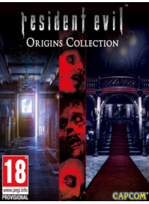 Resident Evil Origins/Biohazard Origins RU + Presents