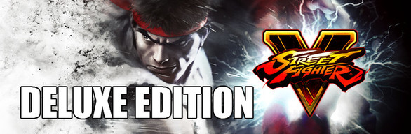 Street Fighter V Deluxe Edition RU+ Presents