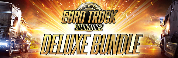 Euro Truck Simulator 2 Deluxe Bundle 2015 Steam Gift