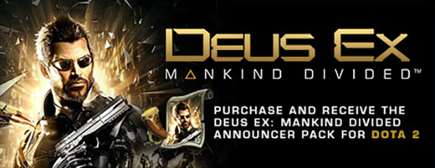 Deus Ex: Mankind Divided RU Steam Key + Presents