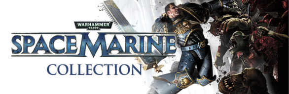 Warhammer 40000: Space Marine Collection RU Steam Key