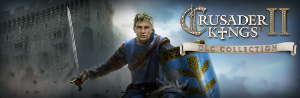Crusader Kings II DLC Collection RU Steam Key+ Presents