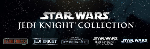 Star Wars Jedi Knight Collection RU Steam Key