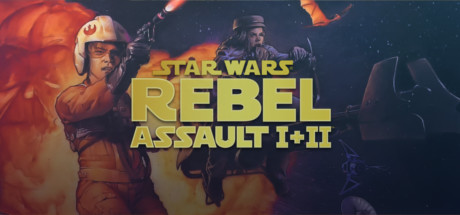 Star Wars: Rebel Assault I + II RU Steam Key