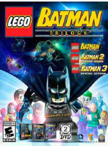 LEGO Batman Trilogy Steam CD Key + Подарки