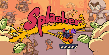 Splasher RU Steam Key + Подарки