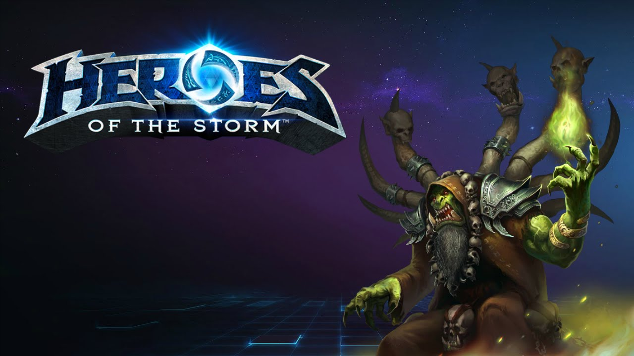 Heroes of the Storm - Hero Gul´dan Battle.net CD Key