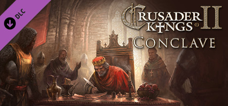 Crusader Kings II: Conclave RU Steam Key + Подарки