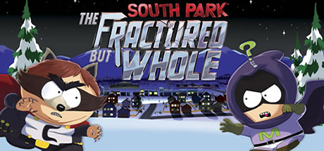 South Park:The Fractured But Whole RU Steam Key+Present