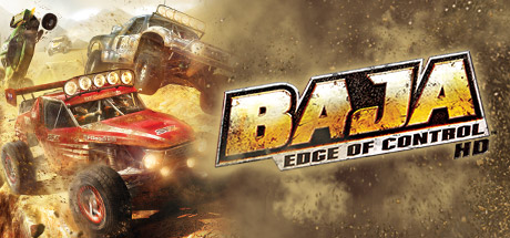 BAJA: Edge of Control HD RU Steam Key + Presents