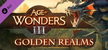 Age of Wonders III - Golden Realms Expansion Steam Gift