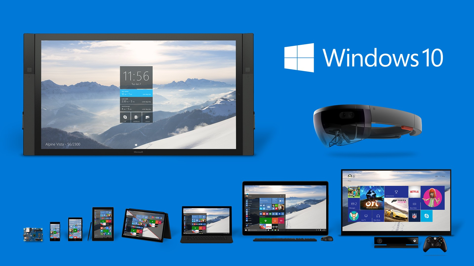 Microsoft Windows 10 Pro 32/64Bit Retail NO COMMISSION